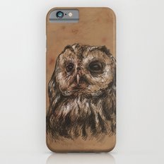 Owl Sketch iPhone 6s Slim Case