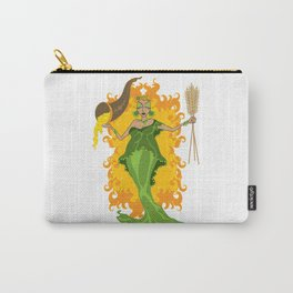 Abundantia Carry-All Pouch