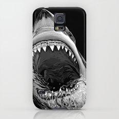 Shark Painting 2 Galaxy S5 Slim Case