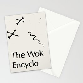The Wok Encyclo Stationery Cards