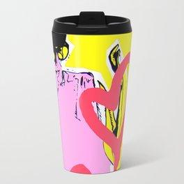 Graffiti Style Fashion Art Travel Mug