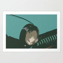 Pobeda element pop №3 Art Print
