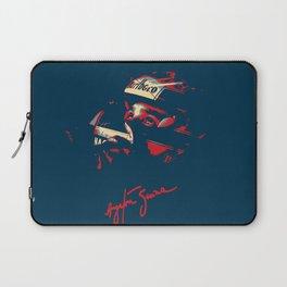 Ayrton Senna Tribute Design Laptop Sleeve