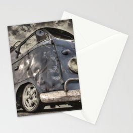 Distressed Camper  Stationery Cards