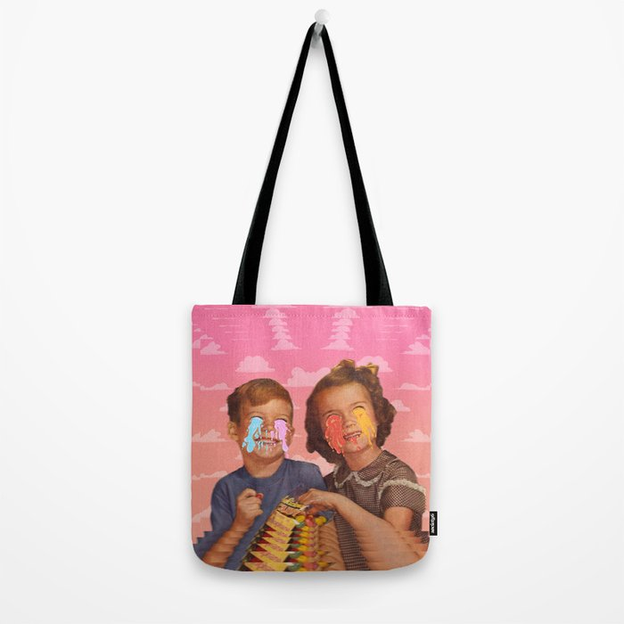 Delicious Candy Tote Bag