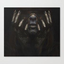 Dark Queen Canvas Print