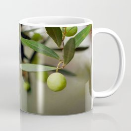 Olives On A Branch Coffee Mug