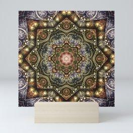 Mandalas from the Voice of Eternity 8 Mini Art Print