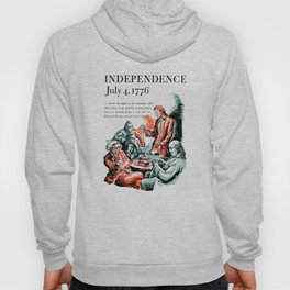 July 4, 1776 - Lend A Dime For War Savings Stamps Hoody