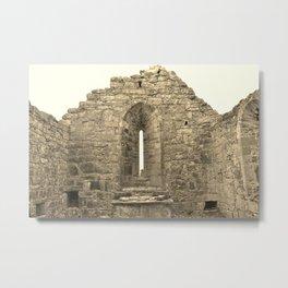 Seven Temples Metal Print