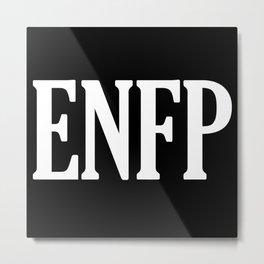 ENFP Metal Print