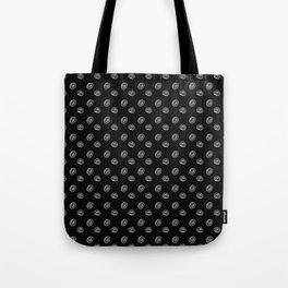 Peach Rings (inverse) Tote Bag