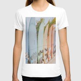 lets surf xxxi / hawaii T-shirt