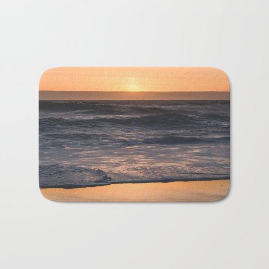 Sunset Kiss Bath Mat