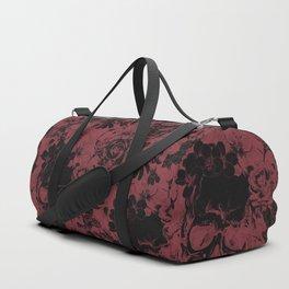 DARK SKULLS HALLOWEEN Duffle Bag