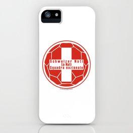 Switzerland Schweizer Nati, La Nati, Squadra nazionale ~Group E~ iPhone Case