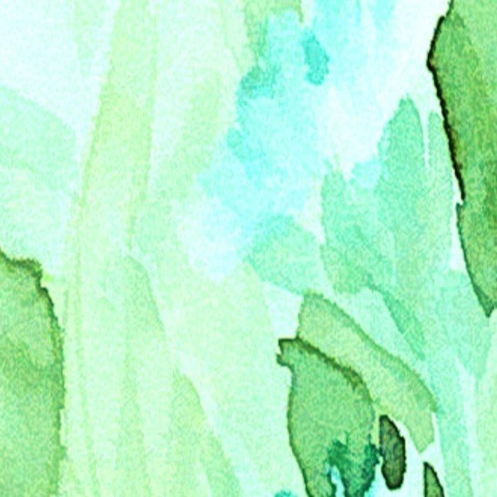 Soft Watercolor Floral Leggings