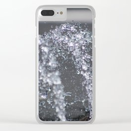 Water7 Clear iPhone Case