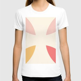 Abstract Blossom T-shirt
