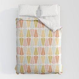 Nature, naturally. Comforters