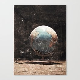 This is my world.... Canvas Print
