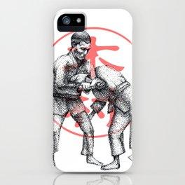 Kimura  iPhone Case