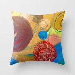 Bubble.Pop Throw Pillow