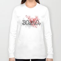 alabama Long Sleeve T-shirts featuring Alabama by Tanie
