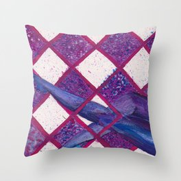 03. Half A Thought Throw Pillow