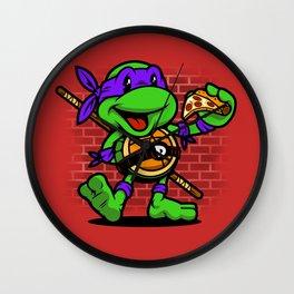 Vintage Donatello Wall Clock