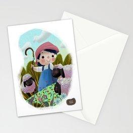 Little Bo Peep  Stationery Cards