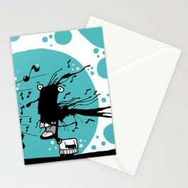 Music – Inktober 2015 #02 Stationery Cards