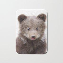 Baby Bear Cub Bath Mat