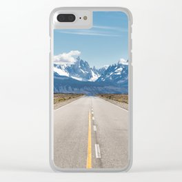 El Chaltén - Patagonia Argentina Clear iPhone Case