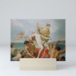 Triumph of the Marine Venus by Sebastiano Ricci Mini Art Print
