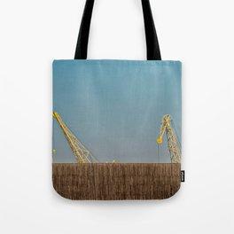 The Cranes Tote Bag