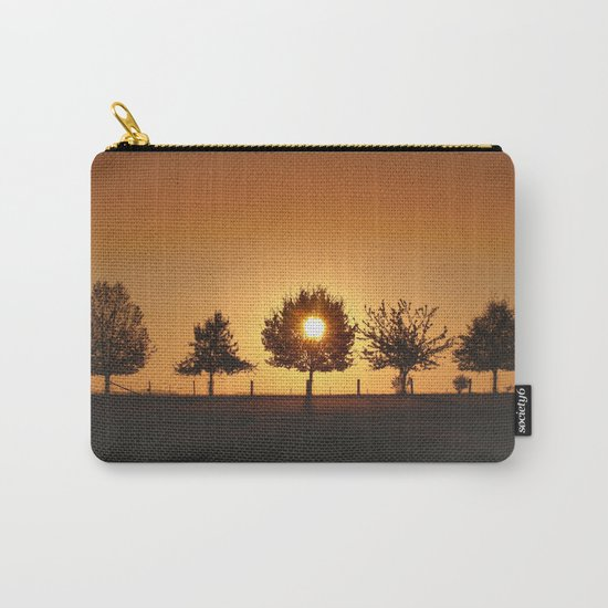 Beautiful Nature Panorama Carry-All Pouch