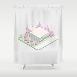 MS-03 Shower Curtain