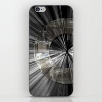 buzz lightyear iPhone & iPod Skins featuring Lightyear by DM Davis