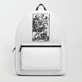 Death dancer Backpack