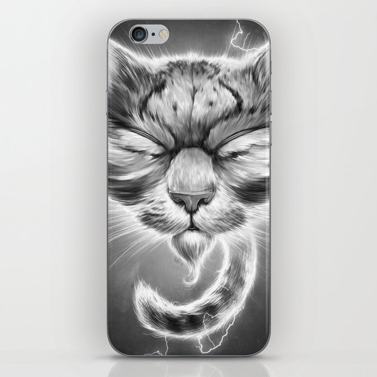 Kwietosh (9) iPhone & iPod Skin