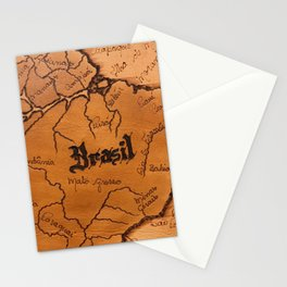 Brazil Expedition Stationery Cards