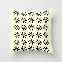 Stars 8- sky,light,rays,pointed,hope,estrella,mystical,spangled,gentle. Throw Pillow