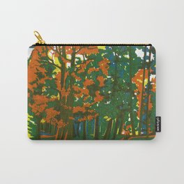 Bournemouth Gardens Carry-All Pouch