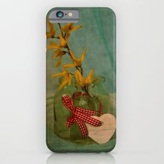 Forsythia Yellow Bells Slim Case iPhone 6s