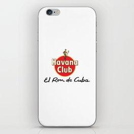 HAVANA CLUB 1 iPhone Skin