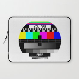 You Are Free Laptop Sleeve