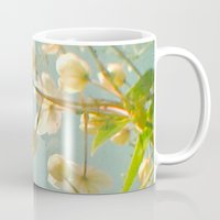 tangled Mugs featuring Tangled by Cassia Beck