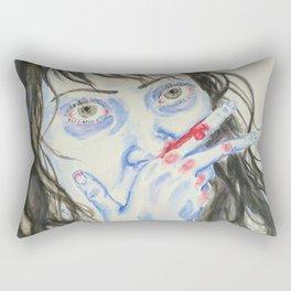 Brawler Rectangular Pillow