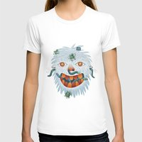 yeti T-shirts featuring Yeti by Santiago Uceda